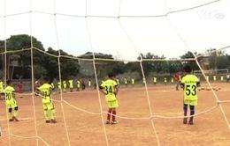 CLB bóng đá đặc biệt cho trẻ em ở Tuyên Quang