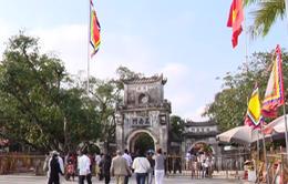 Sẵn sàng cho lễ khai ấn đền Trần 2018