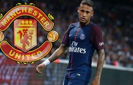 Chuyển nhượng bóng đá quốc tế ngày 01/03: Man Utd quyết mua bằng được Neymar