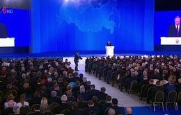 Tổng thống Putin đọc Thông điệp Liên bang cuối cùng trong nhiệm kỳ