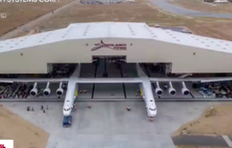 Thử nghiệm máy bay lớn nhất thế giới