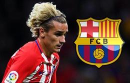 Bản hợp đồng Griezmann sang Barcelona sắp được công bố