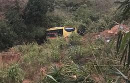 Kịp thời cấp cứu nạn nhân vụ tai nạn giao thông trên đèo Lò Xo