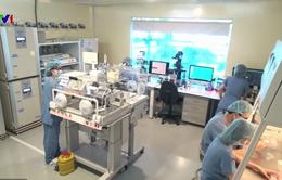 Đề tài so sánh 2 phương pháp thụ tinh ống nghiệm nhận giải thưởng Alexandre Yersin