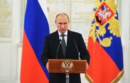 Tổng thống Nga Putin sắp đọc Thông điệp Liên bang khác biệt