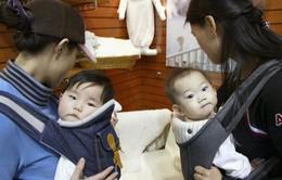 Hàn Quốc ghi nhận số trẻ sơ sinh thấp kỷ lục trong năm 2017