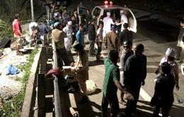 Xe khách lao xuống vực sâu tại Kon Tum, 20 người thương vong