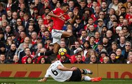VIDEO: Rashford toả sáng sút tung lưới Liverpool mở tỉ số cho Man Utd