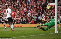 VIDEO Tổng hợp diễn biến hiệp 1 Man Utd 2-0 Liverpool