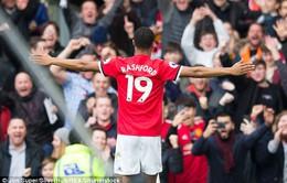 Man Utd 2-1 Liverpool: Thắng kịch tính, Quỷ đỏ vững chắc vị trí thứ 2