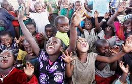 Khoảng 2 triệu trẻ em CHDC Congo có nguy cơ chết đói