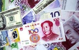 Dự trữ ngoại tệ của Trung Quốc giảm