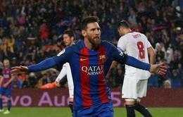 Messi bất ngờ rút khỏi đội hình Barcelona vì lý do hết sức đặc biệt