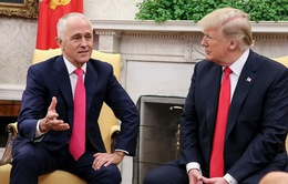 Mỹ cam kết không áp thuế mới với Australia