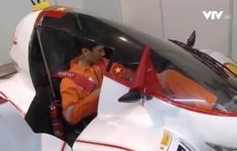 Việt Nam dự thi thiết kế ô tô tiết kiệm năng lượng