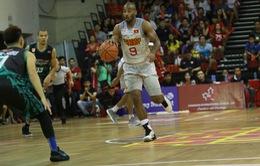 ABL 2017 - 2018: Saigon Heat củng cố vị trí dự playoff
