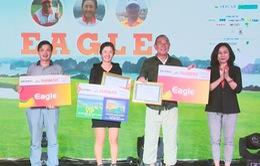 Kết thúc giải FLC Faros Golf Tournament 2018