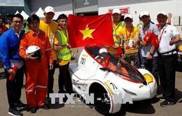 ĐH Lạc Hồng vô địch cuộc đua xe tiết kiệm nhiên liệu châu Á