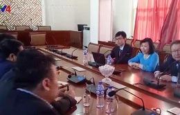 Tỉnh Orkhon (Mông Cổ) mong muốn hợp tác với doanh nghiệp Việt Nam