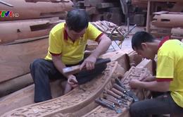 Lưu giữ các sản phẩm mỹ nghệ truyền thống