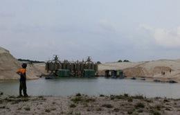 Nhiều hộ dân ven biển Quảng Trị dùng nguồn nước bị nhiễm mặn