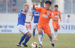Vòng 1 Nuti Café V.League 2018: CLB Nam Định 0-0 XSKT Cần Thơ, Than Quảng Ninh 1-0 SHB Đà Nẵng