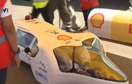 Việt Nam dự thi thiết kế ô tô tiết kiệm năng lượng tại Singapore