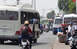 Các chiêu trò của xe dù, bến cóc ở Hà Nội