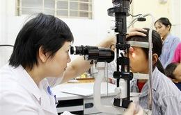 Hơn 11 triệu người bị mù mắt do bệnh glôcôm