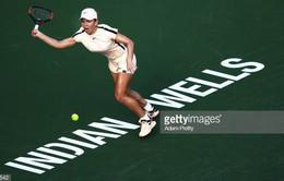 Indian Wells 2018: Simona Halep ngược dòng vào vòng 4