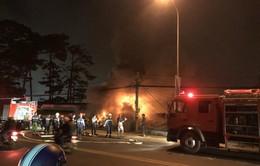 Đã xác định danh tính 4 trong 5 nạn nhân tử vong trong vụ cháy nhà tại thành phố Đà Lạt