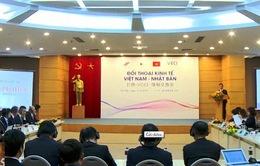 Đối thoại kinh tế Việt Nam - Nhật Bản tại Hà Nội