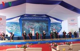 Phó Thủ tướng Vương Đình Huệ dự khởi công dự án tỷ đô tại Nghệ An