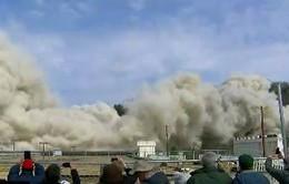 Mỹ: Phá hủy tòa nhà 50 năm tuổi tại Kentucky