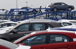 Hơn 2.000 ô tô nguyên chiếc đăng ký làm thủ tục hải quan nhập khẩu
