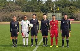 U16 Việt Nam giành ngôi Á quân tại Giải quốc tế U16 Nhật Bản - ASEAN 2018