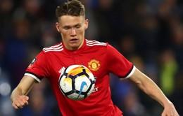 Sao trẻ Man Utd từ chối Tam Sư để khoác áo ĐTQG Scotland