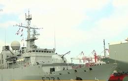 Tàu khu trục Pháp thăm Philippines