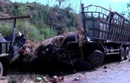 Tai nạn nghiêm trọng trên Quốc lộ 19C, hai người tử vong