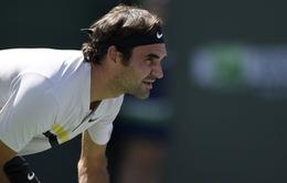 Indian Wells 2018: Roger Federer dễ dàng vượt qua Krajinovic và bước tiếp vào vòng 4