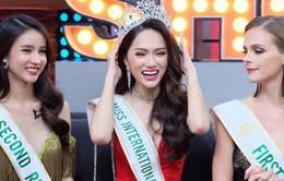 Hương Giang Idol bị hỏi chuyện mua giải trên sóng truyền hình Thái Lan