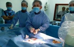 Phương pháp điều trị u gan mới