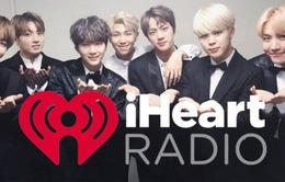 Nhóm nhạc Hàn Quốc BTS giành giải tại iHeartRadio Music Awards 2018