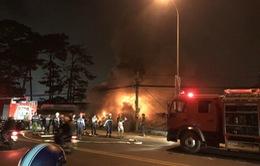 Điều tra vụ cháy khu biệt thự cổ, 5 người chết ở Đà Lạt