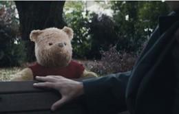 Ra mắt hình ảnh đầu tiên về bộ phim về gấu Pooh