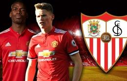 Lịch trực tiếp bóng đá Champions League ngày 14 và 15/3: Man Utd tiếp đón Sevilla, Barcelona quyết chiến Chelsea