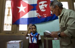 Cuba công bố kết quả sơ bộ cuộc bầu cử Quốc hội