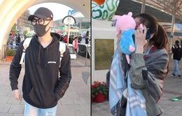 Vừa chia tay bạn gái, Lâm Phong đã có người yêu mới?
