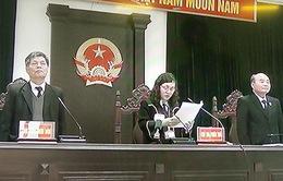 Tuyên án các bị cáo vụ vỡ đường ống nước sông Đà