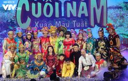 Các nghệ sĩ Táo quân 2018 hội ngộ tại Đài Truyền hình Việt Nam
